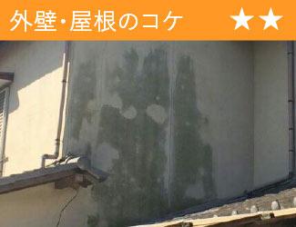 サビ(トタン屋根)