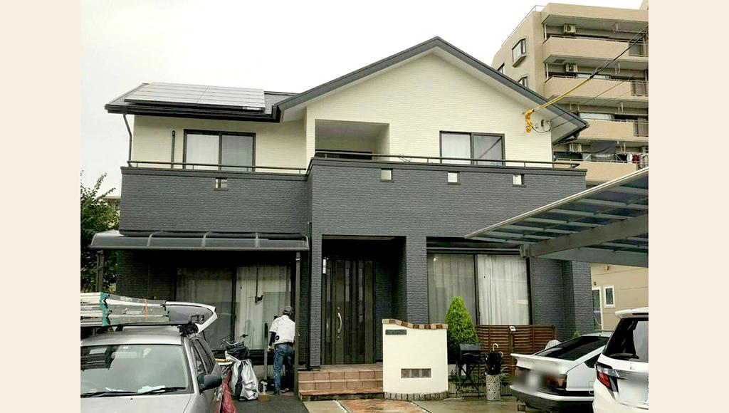 熊本県熊本市中央区 Y様邸 外壁・屋根塗装