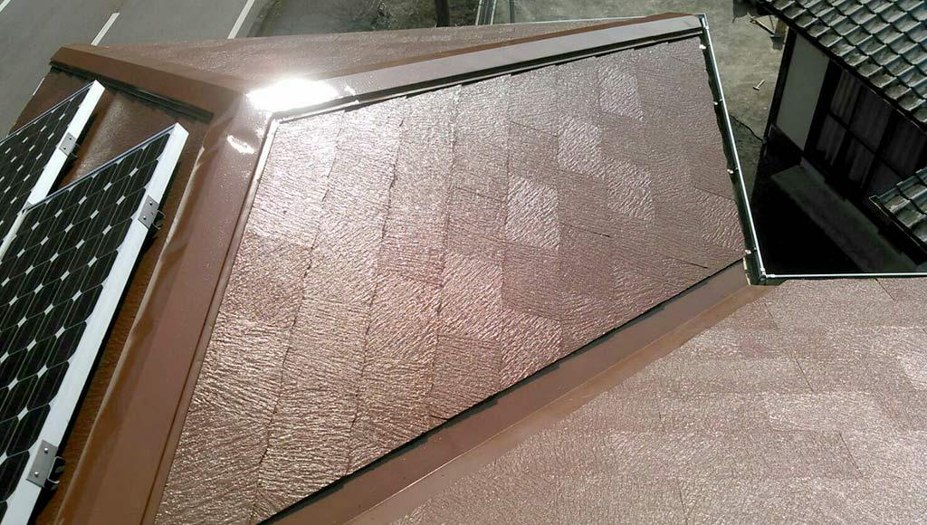 熊本県阿蘇市 E様邸 屋根塗装