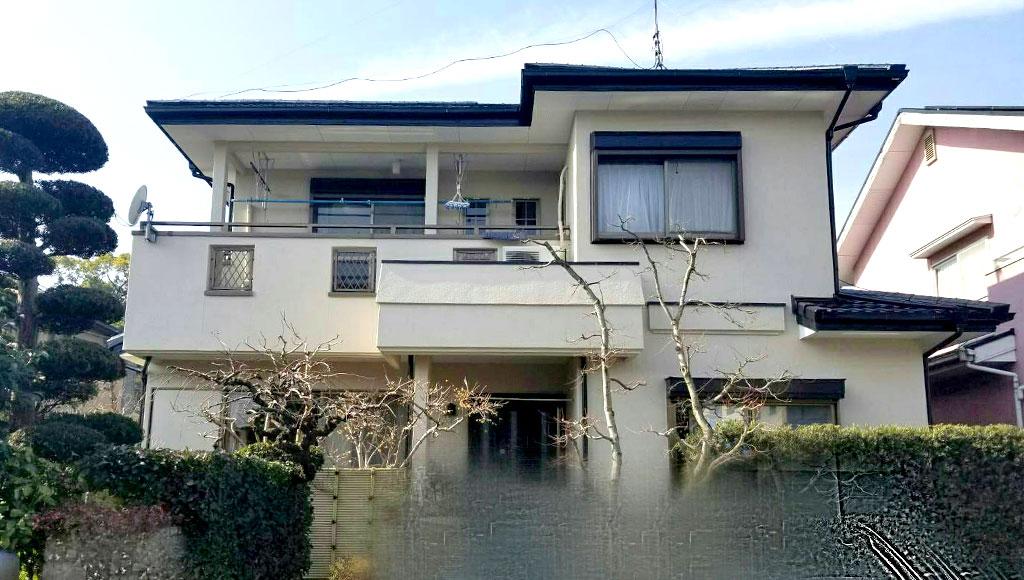 熊本県益城町 B様邸 外壁・屋根塗装