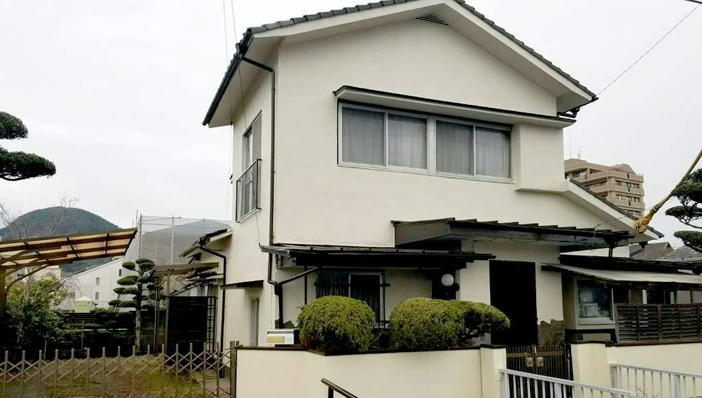 熊本県熊本市西区 N様邸 外壁塗装