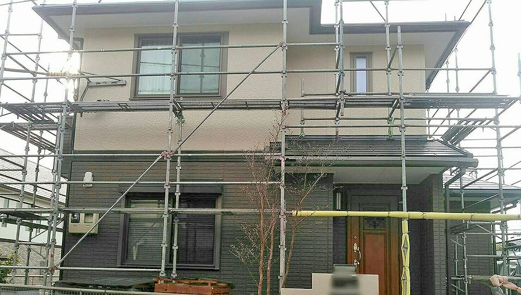 熊本県熊本市北区 T様邸 外壁・屋根塗装