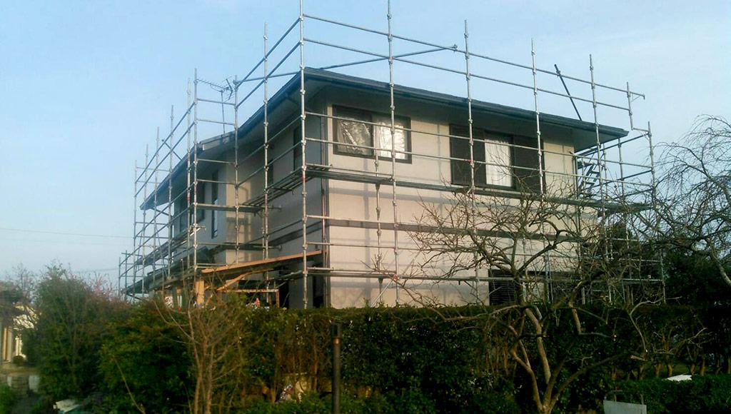 福岡県八女市 H様邸 外壁・屋根塗装