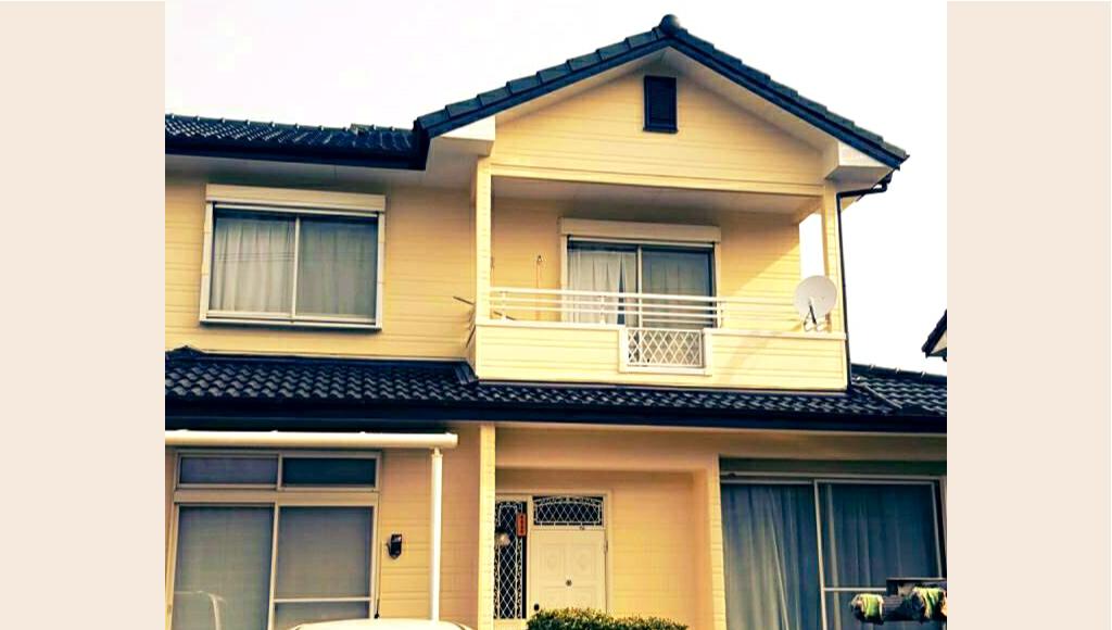 福岡県八女市 K様邸 外壁・屋根塗装
