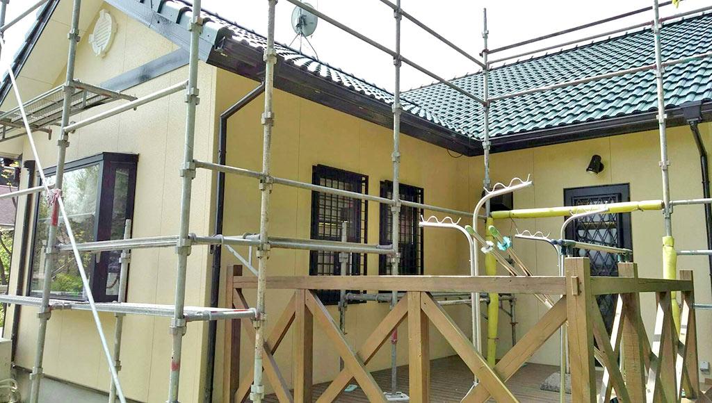 熊本県南阿蘇 K様邸 外壁・屋根塗装