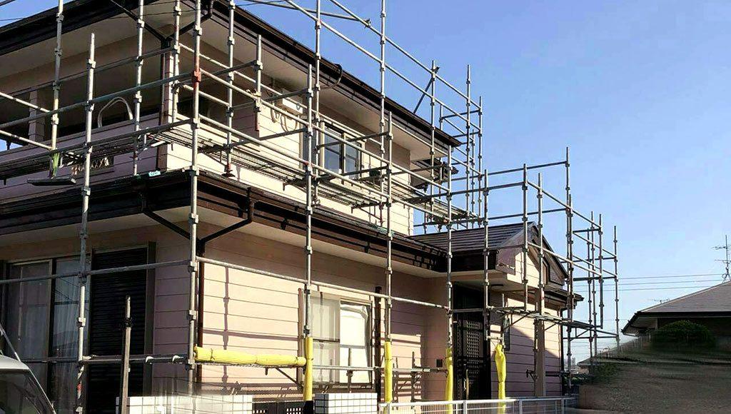 北区 M様邸 外壁・屋根塗装