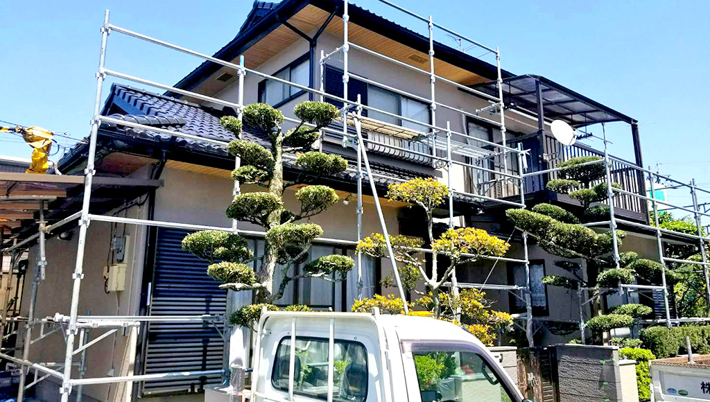 熊本県熊本市東区 N様邸 外壁塗装