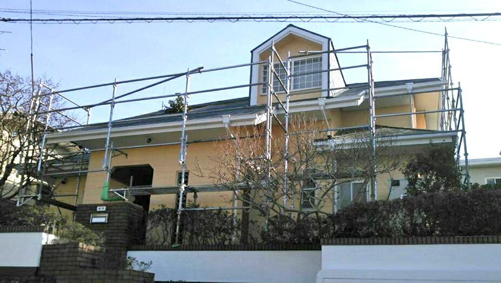 熊本県熊本市西区 U様邸 外壁塗装