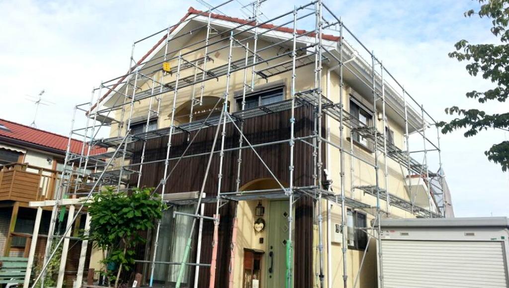 熊本県合志市 O様邸 外壁塗装