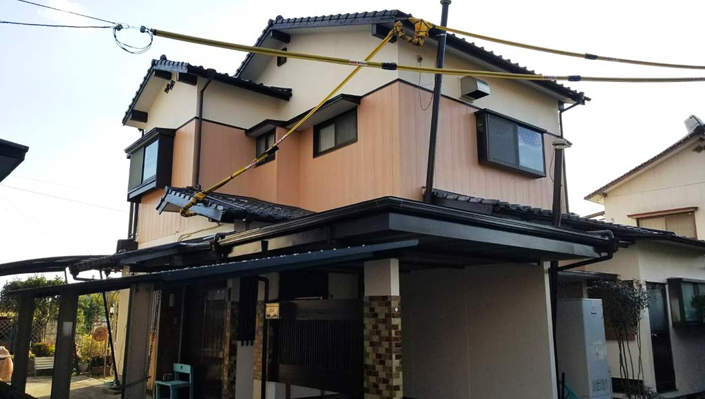 熊本県荒尾市 K様邸 外壁・屋根塗装