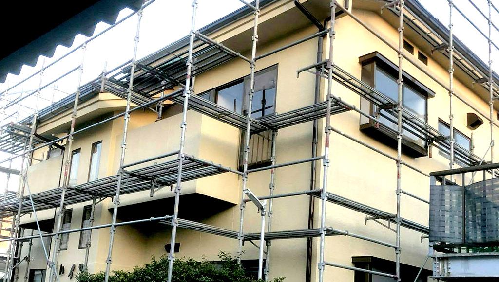 熊本県熊本市北区 S様アパート 外壁・屋根塗装