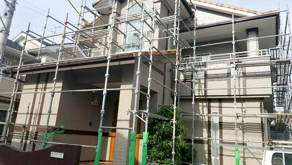 熊本県熊本市南区 H様邸 外壁塗装