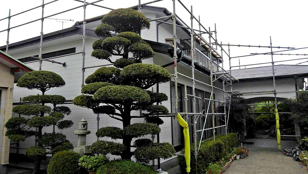 熊本県阿蘇市 F様邸 外壁・屋根塗装