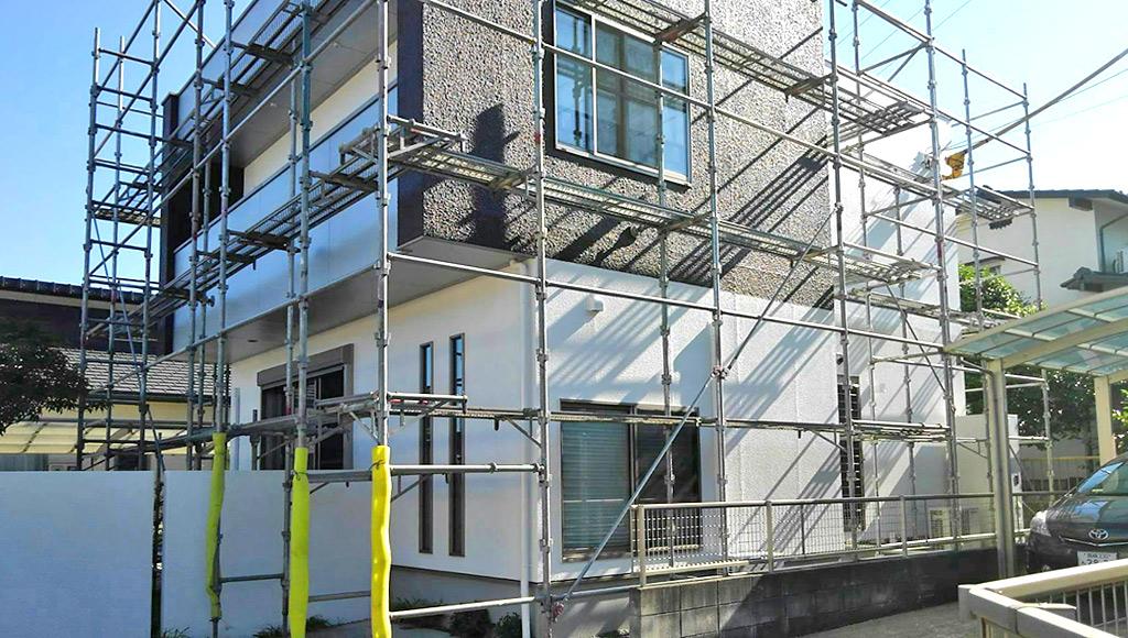 熊本県熊本市北区 M様邸 外壁塗装
