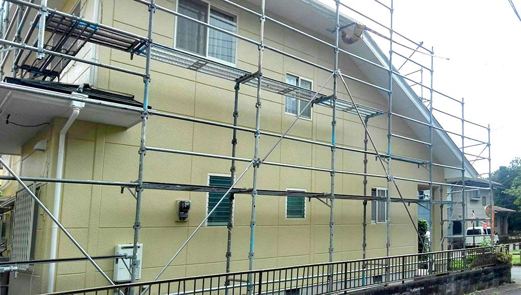 熊本県大津 T様邸 外壁・屋根塗装