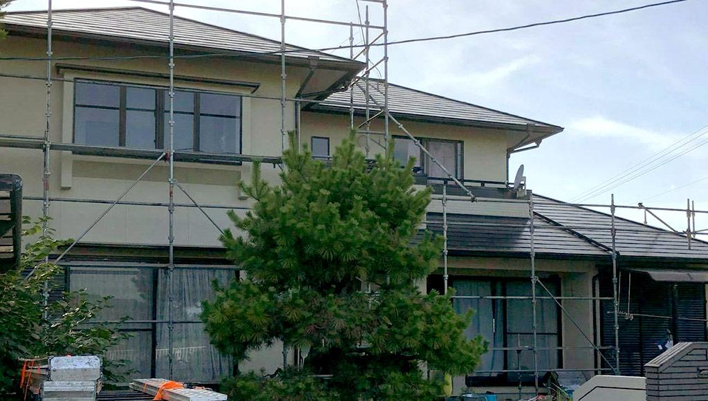 熊本県宇土市 S様邸 外壁・屋根塗装