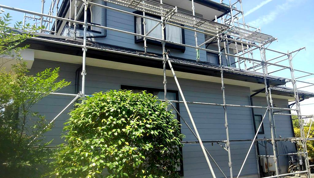 熊本県菊池市 M様邸 外壁・屋根塗装