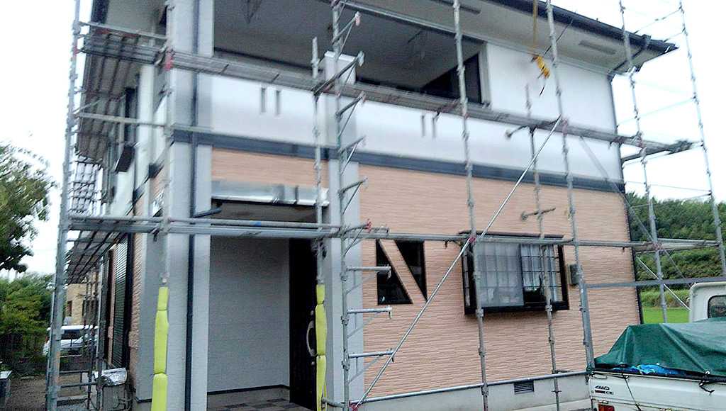 熊本県菊池市 T様邸 外壁・屋根塗装