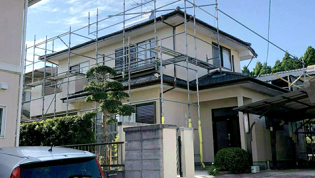 熊本県大津町 E様邸 外壁・屋根塗装