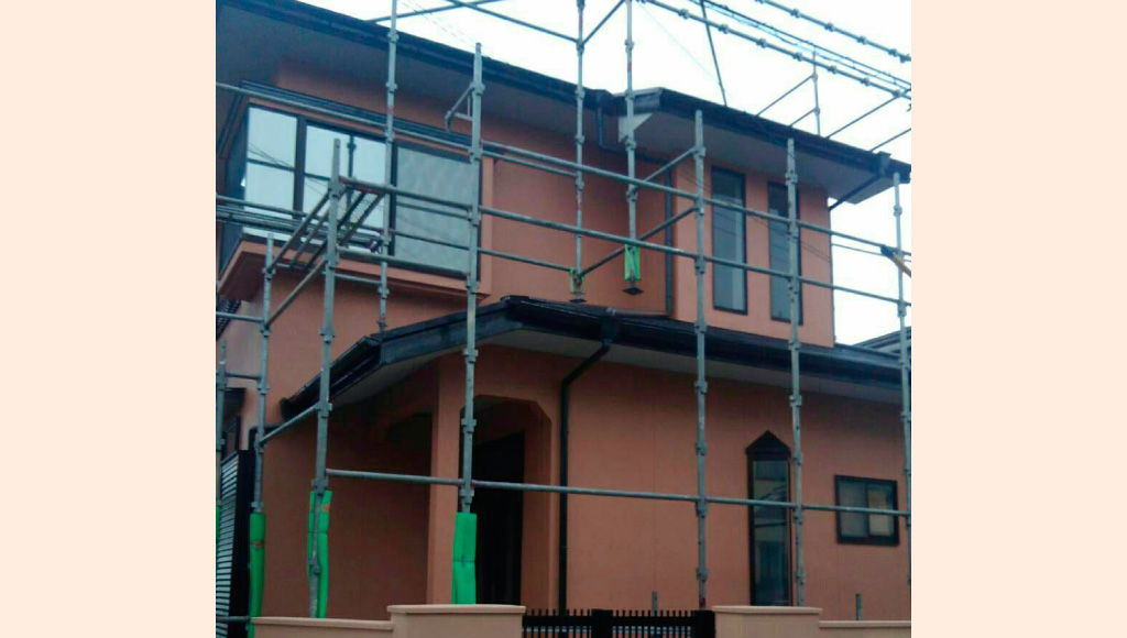 熊本県宇土市 N様邸 外壁・屋根塗装