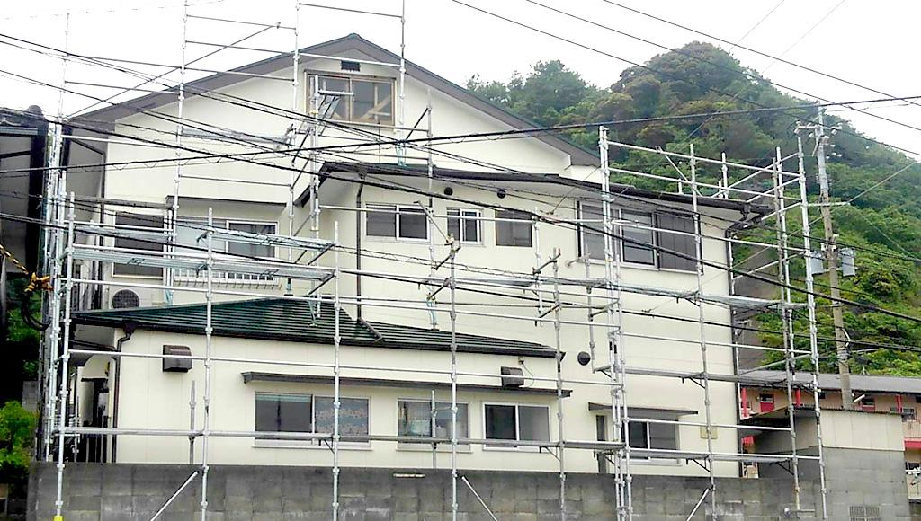 熊本県天草 T様邸 外壁・屋根塗装
