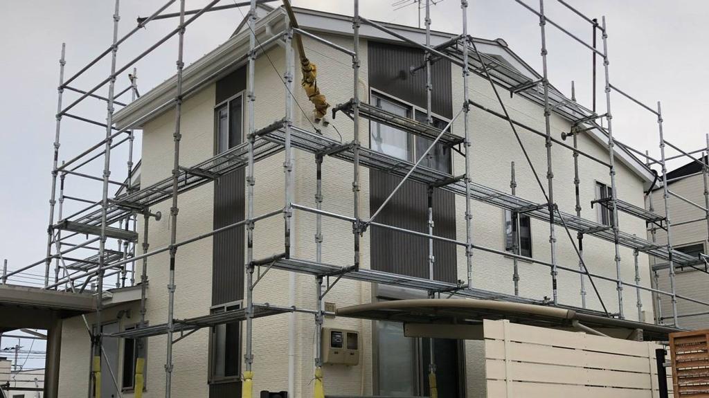 熊本県合志市 N様邸 外壁塗装