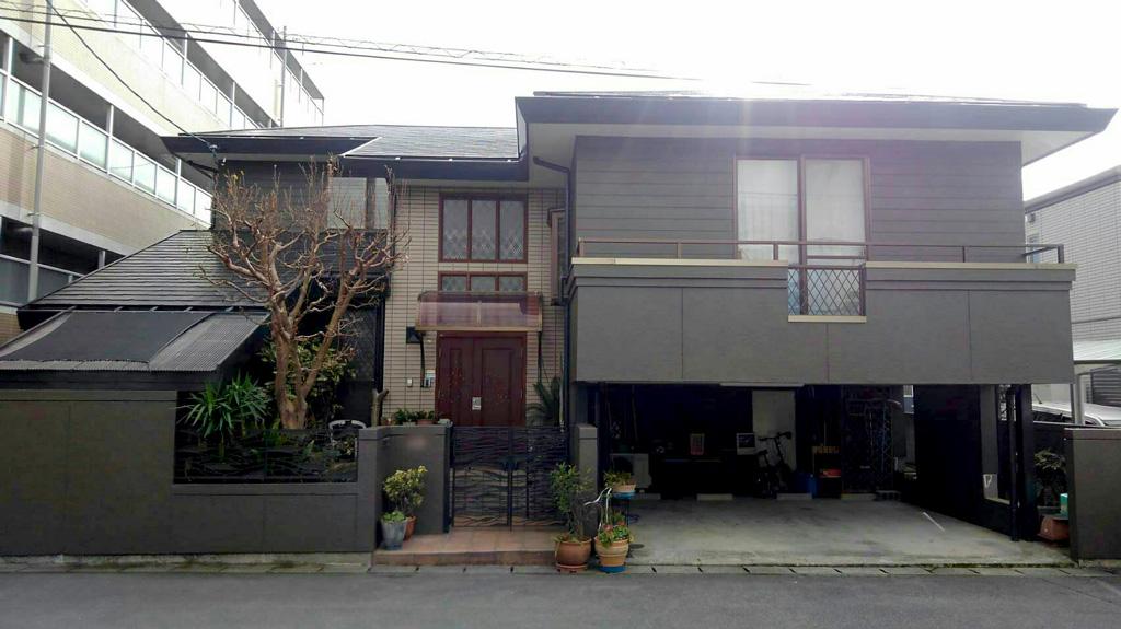熊本県熊本市東区 O様邸 外壁・屋根塗装