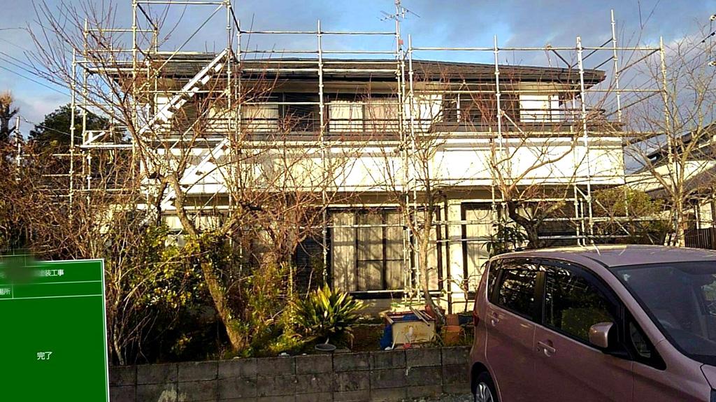 熊本県宇城市 H様邸 外壁・屋根塗装