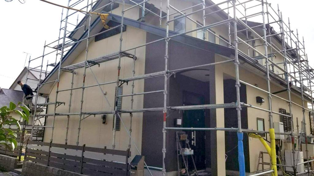 熊本県菊池市 G様邸 外壁・屋根塗装