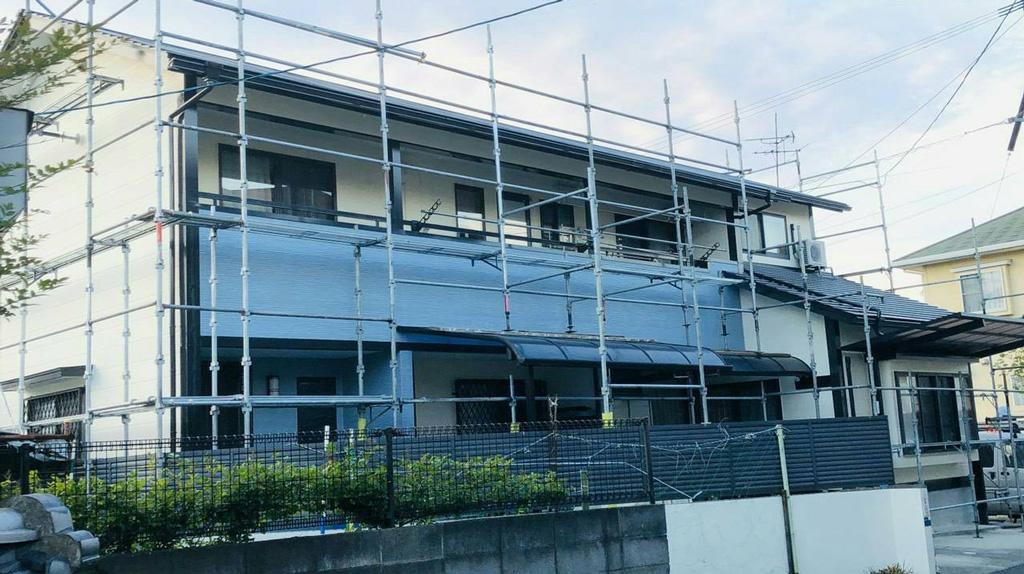 熊本市東区 N様 外壁・屋根塗装