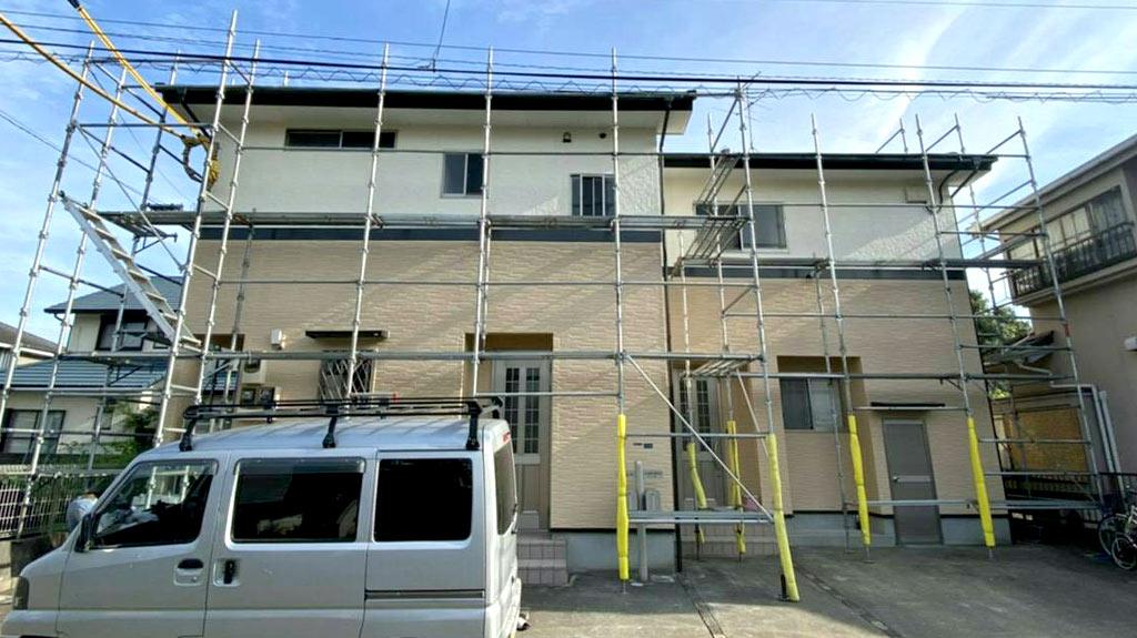 熊本県熊本市南区 N様邸 外壁塗装