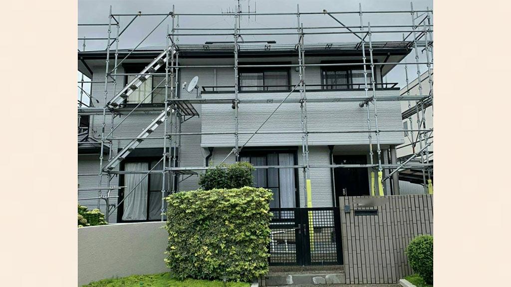 熊本県大津町 F様邸 外壁塗装