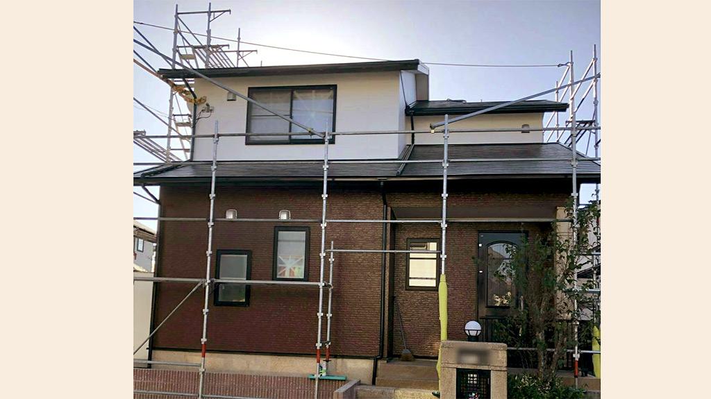 熊本県大津町 M様邸 外壁・屋根塗装