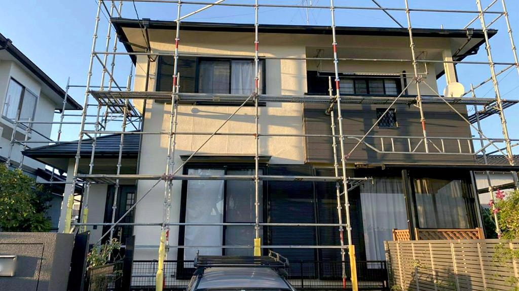 熊本県大津町 I様邸 外壁・屋根塗装