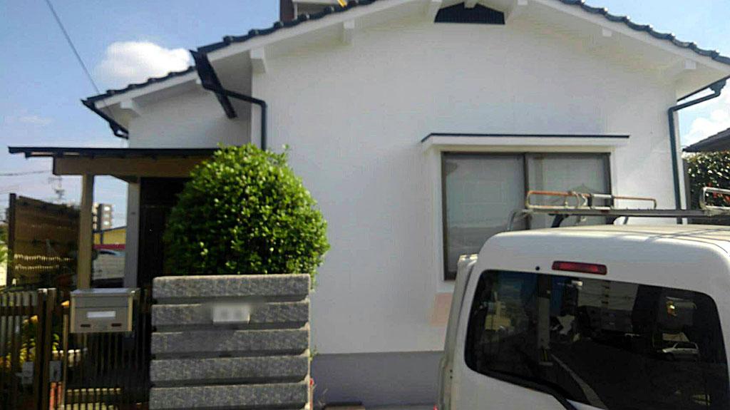 熊本県熊本市中央区 K様邸 外壁・屋根塗装