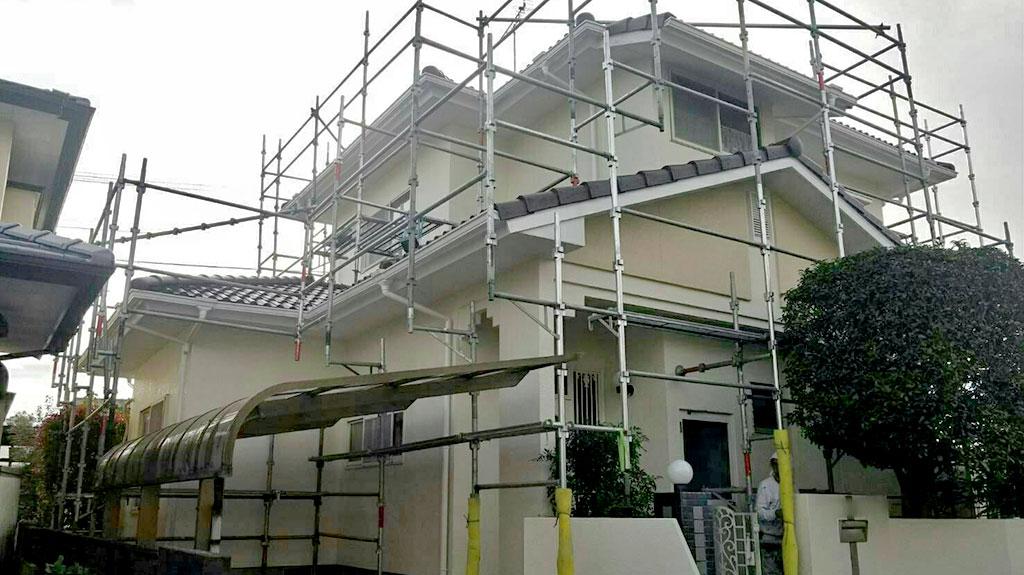 熊本県熊本市北区 F様邸 外壁・屋根塗装
