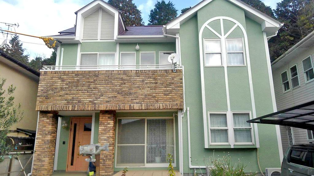 熊本県大津町 S様邸 外壁・屋根塗装