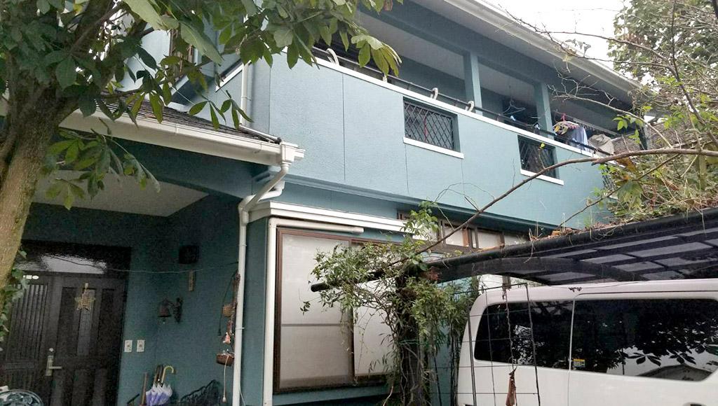 熊本県合志市 M様邸 外壁・屋根塗装
