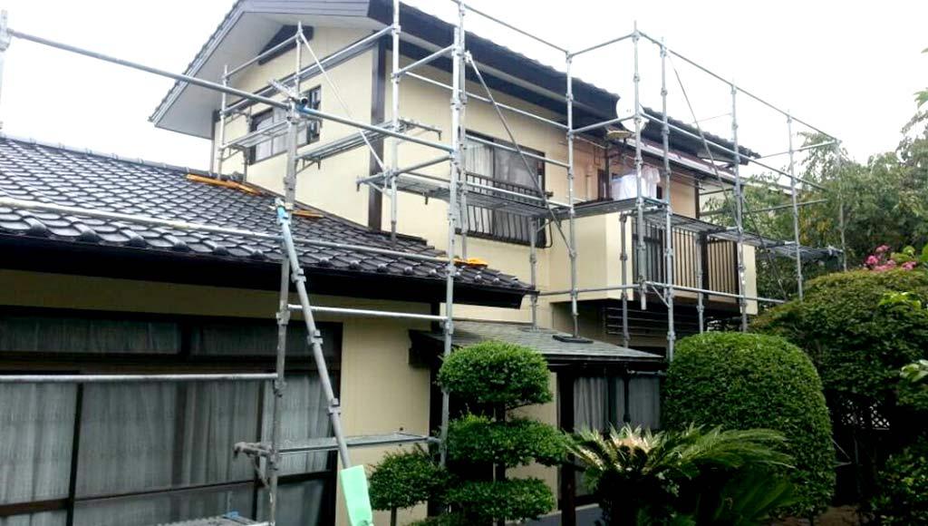 熊本県熊本市 S様邸 外壁塗装