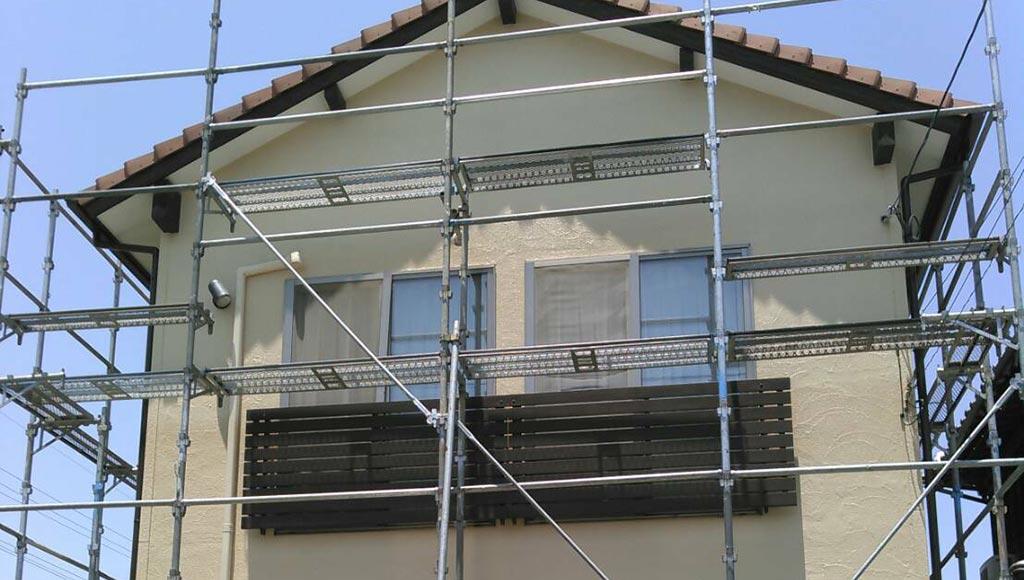 熊本県荒尾市 M様邸 外壁塗装