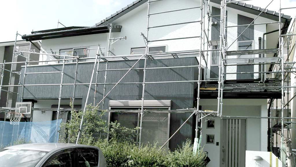 熊本県菊陽町 H様邸 外壁塗装