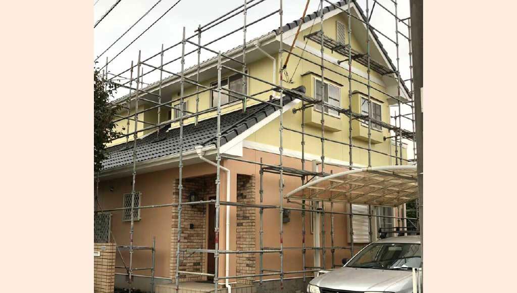 熊本県阿蘇市 I様邸 外壁・屋根塗装