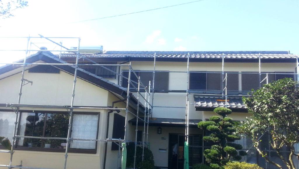 熊本県阿蘇市 T様邸 外壁塗装