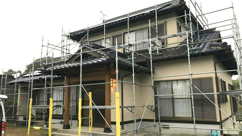 熊本県八代市 K様邸 外壁塗装