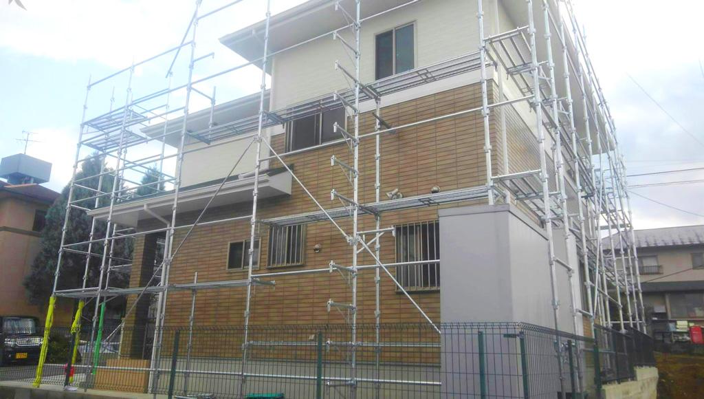 熊本県熊本市北区 D様邸 外壁・屋根塗装