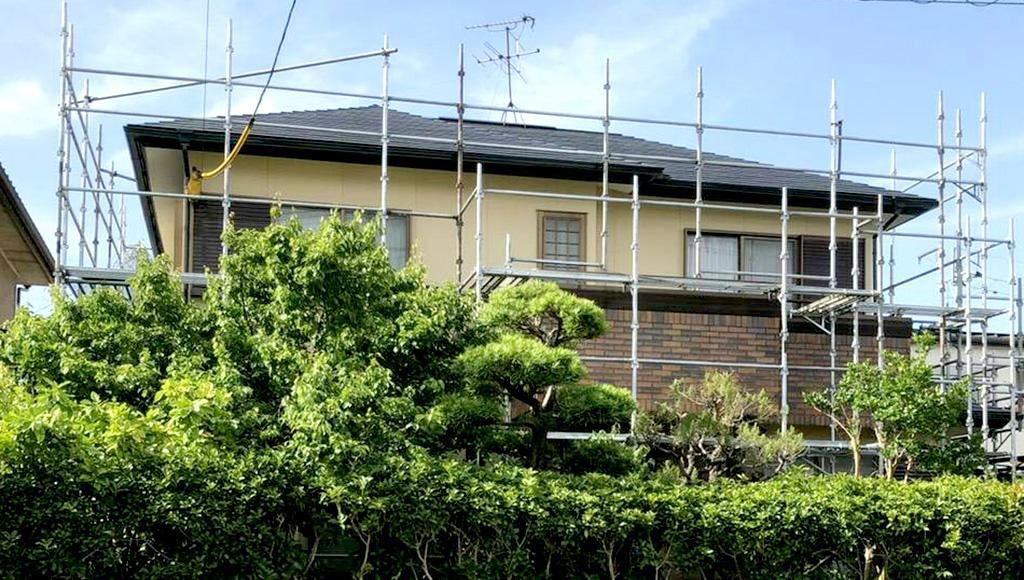 熊本県熊本市東区 I様邸 外壁・屋根塗装