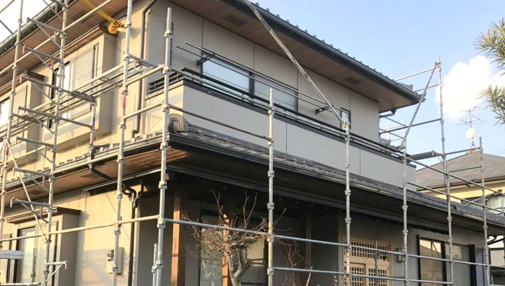 熊本県熊本市東区 I様邸 外壁塗装