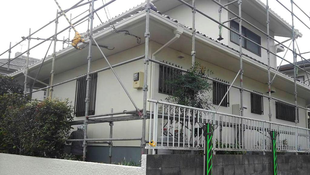 熊本県熊本市東区 S様邸 外壁・屋根塗装