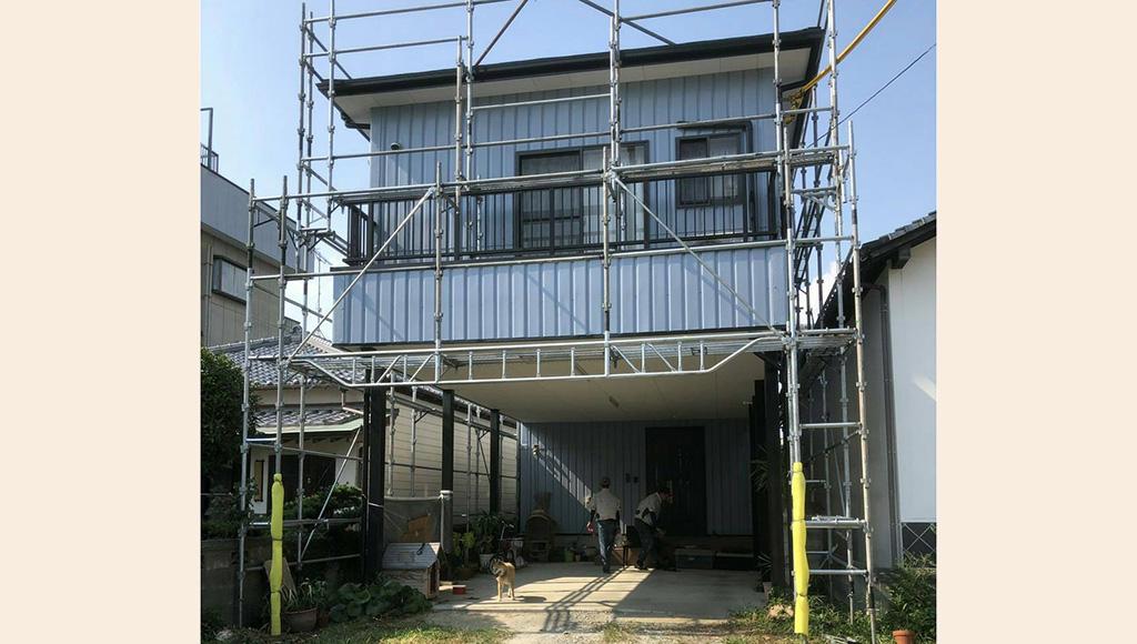 福岡県 O様邸 外壁・屋根塗装