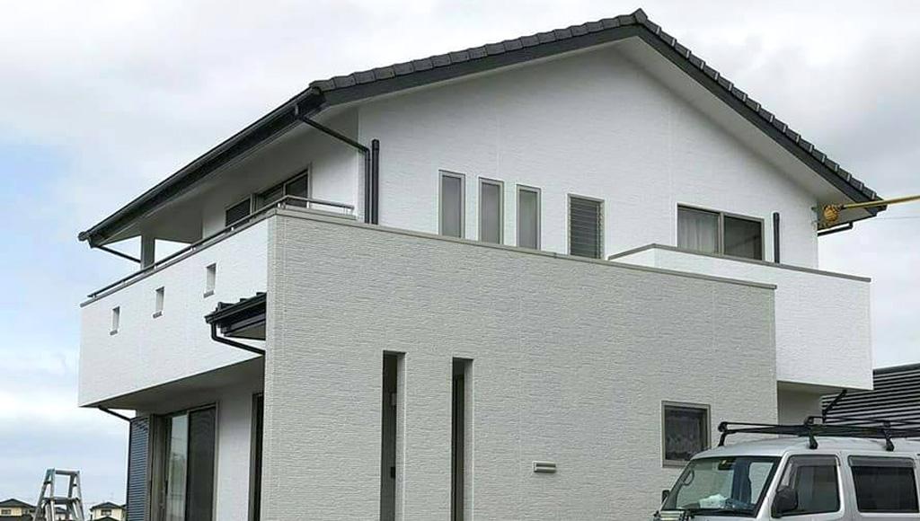 熊本県山鹿市 K様邸 外壁塗装